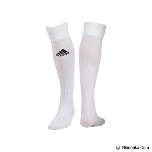 ADIDAS Performance Milano Sock Size 43-45 [E19300] - White - Kaos Kaki Olahraga Pria